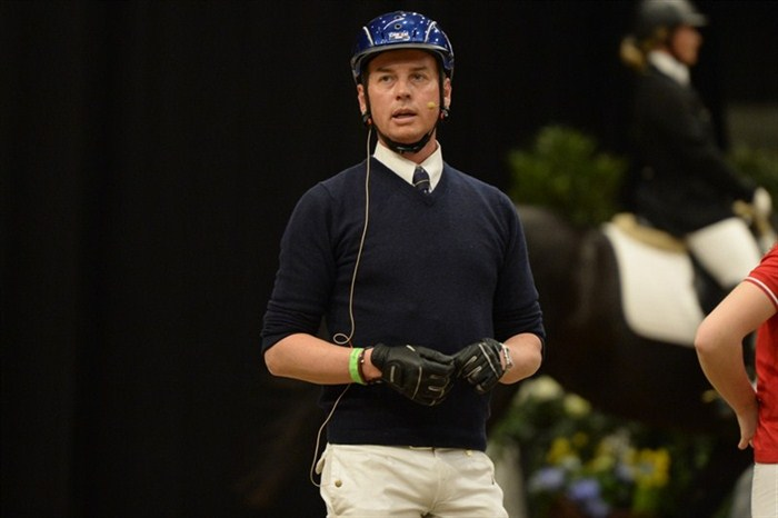 The British dressage rider Carl Hester has had a very positive experience at the stallions licensing in Herning as a test rider and states that he will be back next year as a spectator.